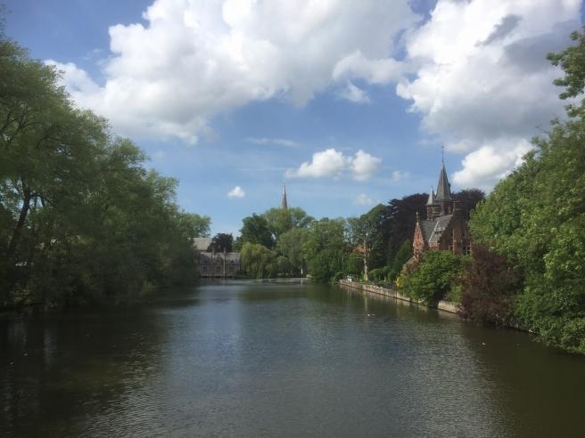 Brugge stedentrip
