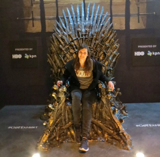 Fotodagboek #33 - Libelle Zomerweek, MJ fandag & Game of Thrones expositie