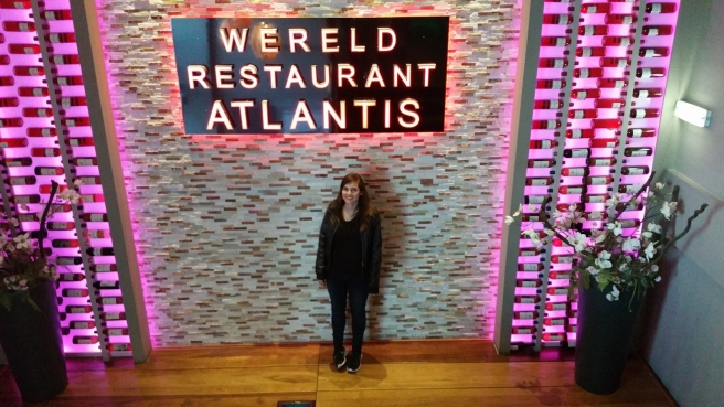 Wereld Restaurant Atlantis Gouda