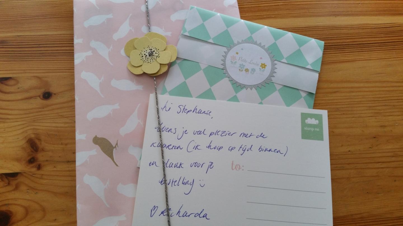 Webshop bestelling Petit Louise ervaring
