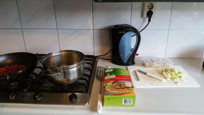 Knorr pakket Beef Shanghai