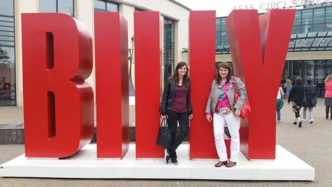 Billy Elliot musical Scheveningen theater juli 2015, mening