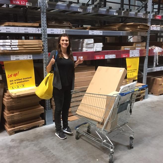 IKEA zondag shoppen bureau