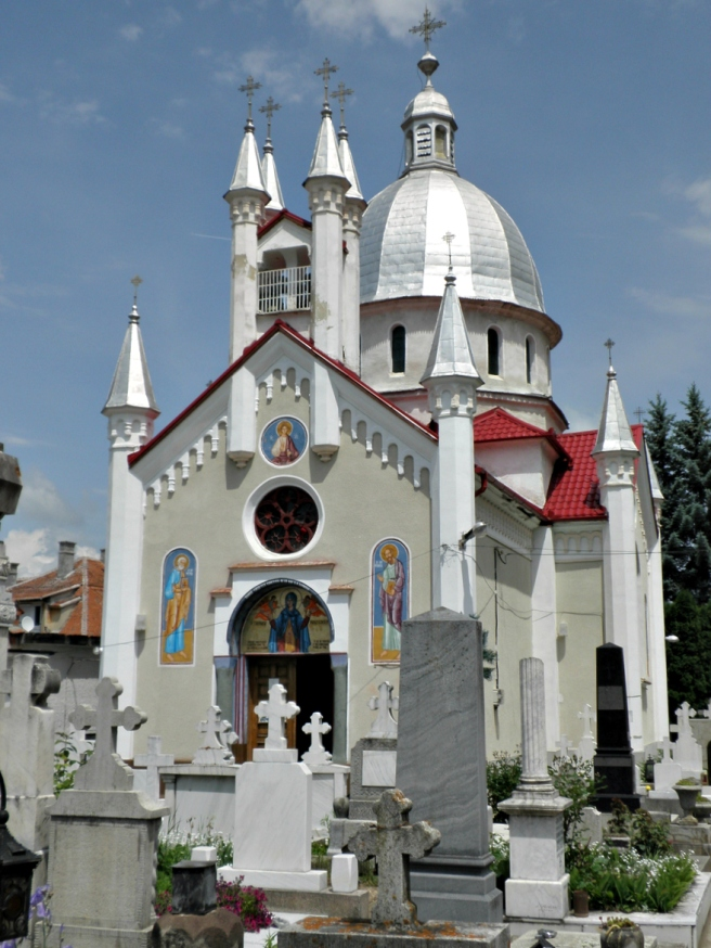 Tips Brasov: wandelen kerk