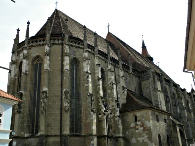 Tips Brasov: Zwarte Kerk stadhuisplein
