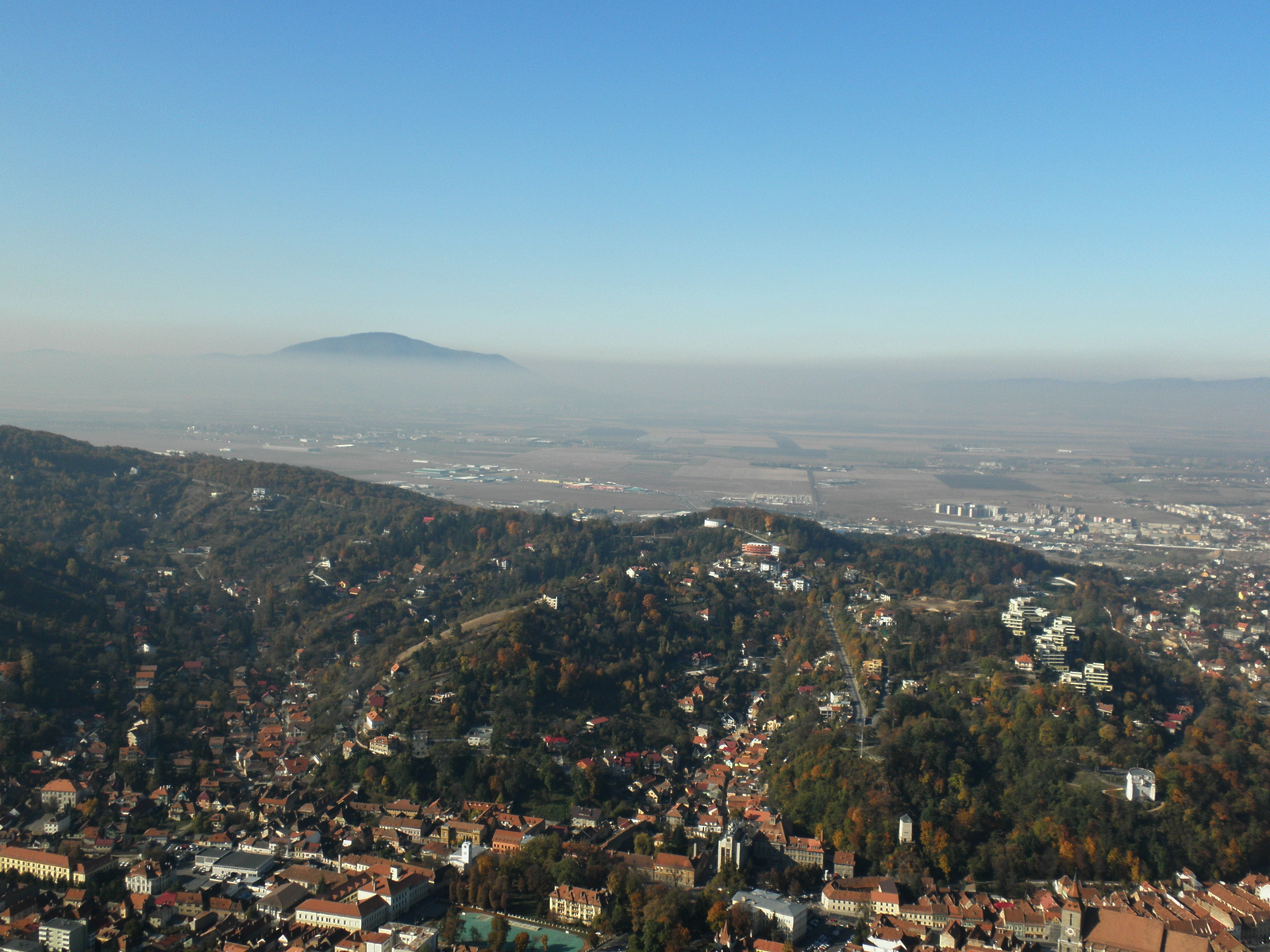 Roemenië | De stad Brasov (Transsylvanië)