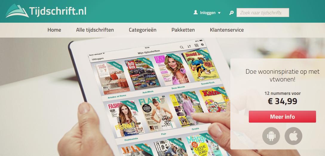 Random tip | 2 gratis tijdschriften – Tijdschrift.nl