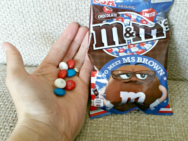 M&M's USA Limited Edition ShopAmerica.nl
