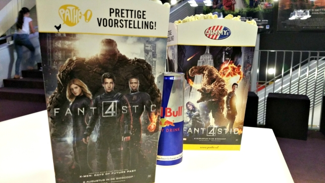 Fantastic 4 bioscoop Pathe