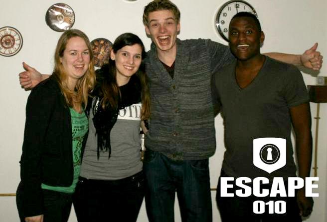 Escape 010 Rotterdam / Ik ga bloggen voor All-escaperooms.nl!