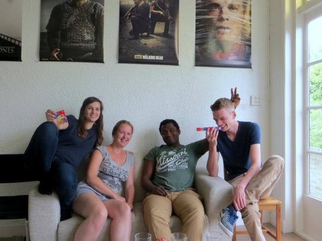 Fotodagboek #36 | Dordrecht, muurposters & Bean Boozled challenge